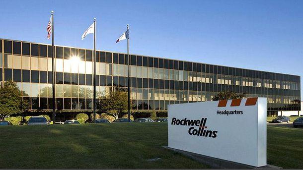 Американська корпорація Rockwell Collins