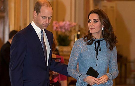 Кейт Міддлтон вперше з'явилася наофіційному заході після оголошення про третю вагітність