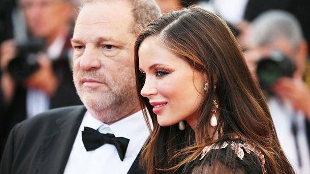 Дружина Гарві Вайнштейна подала на розлучення через секс-скандал в Голлівуді