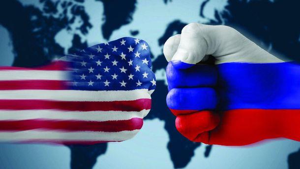 Росія – США
