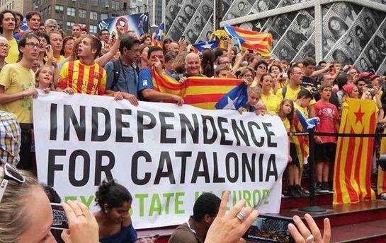 Каталонська криза є глибоко європейською