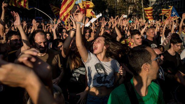 Уряд Іспанії поставив Каталонії ультиматум