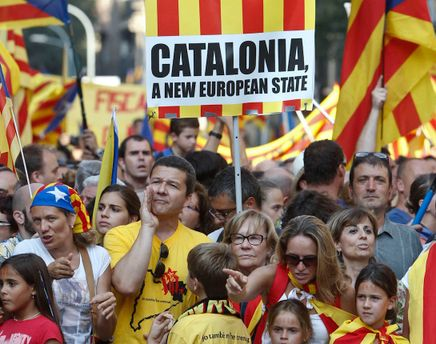 Незалежність Каталонії: проголошено чи ні?