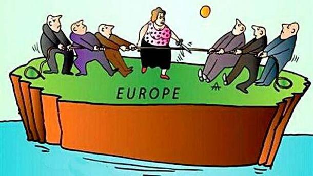 Сепаратистські настрої в Європі