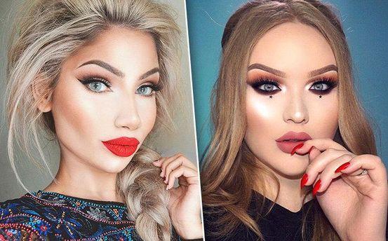 ТОП-5 бьюти-трендов в макияже, которые вышли из моды