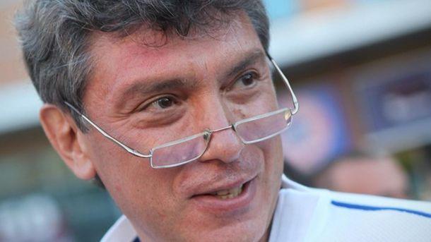 Кличко предложил назвать один изкиевских скверов вчесть Немцова