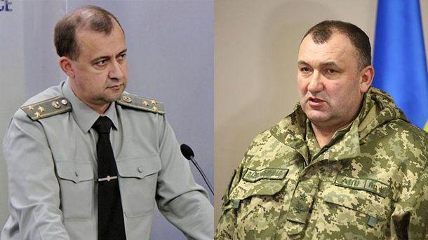 Володимир Гулевич та Ігор Павловський