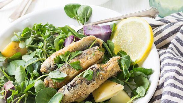 Добавьте в рацион блюда из рыбы
