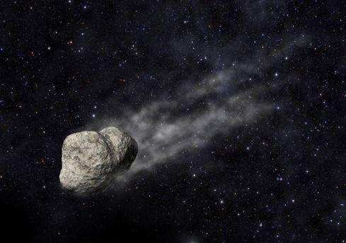 Астероїд летів близько до Земл