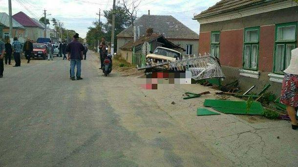 На Одещині в аварії загинули 3 пенсіонерки