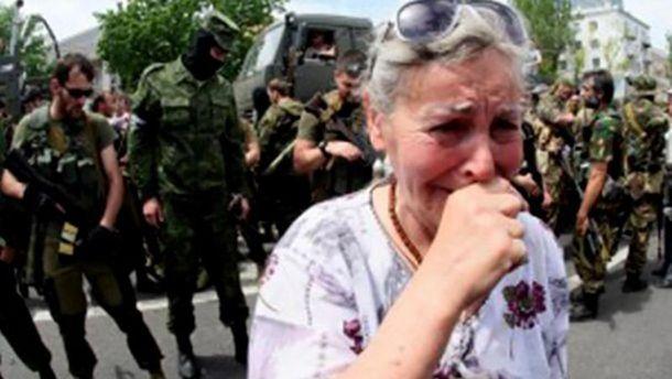 ВОБСЕ подсчитали количество жертв наДонбассе среди гражданских