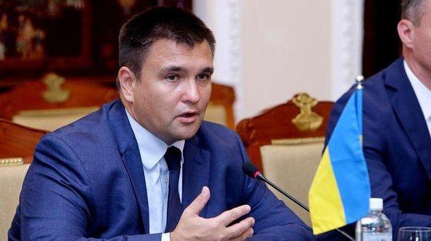 Закон про освіту збільшить можливості для нацменшин, – Клімкін заспокоїв румунів