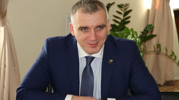 Сєнкевич подав позов проти рішення міської ради