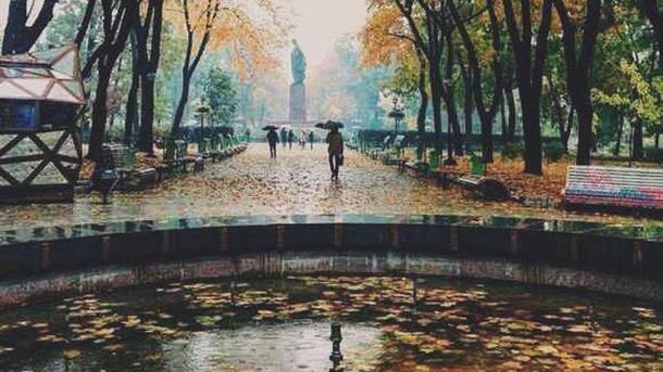 Погода в субботу, 14 октября, в Украине