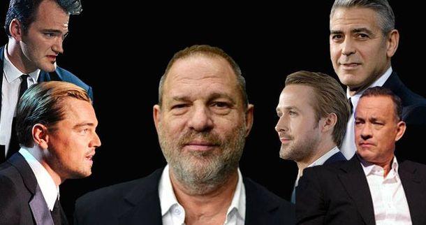 Як відреагували актори та режисери Голлівуду на секс-злочини Гарві Вайнштейна