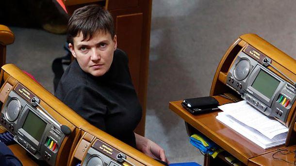 Савченко відзначилась заявою щодо необхідності перепису населення