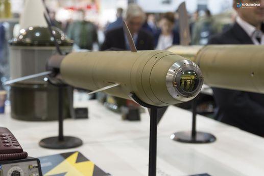 Високоточний артилерійський снаряд
