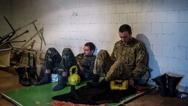 Українці в полоні бойовиків