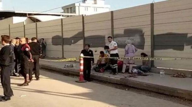Стрілянина у Стамбулі