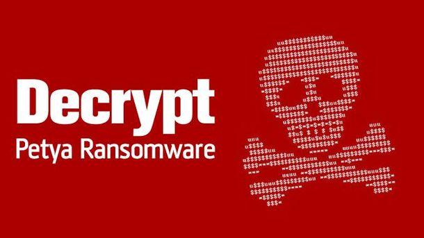 Українців попереджають про нову хвилю атаки вірусу Petya-A на вихідних