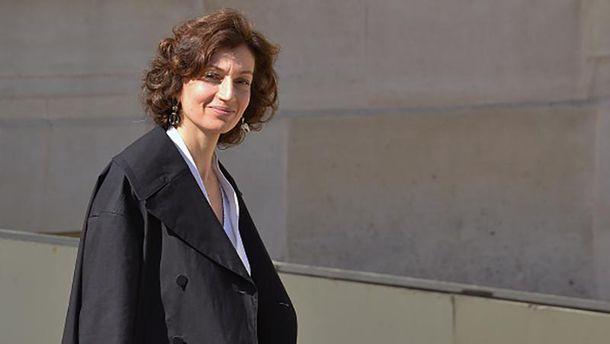 Новим гендиректором ЮНЕСКО стала француженка
