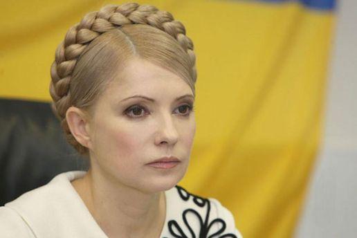 Тимошенко має намір балотуватися впрезиденти