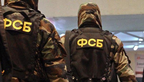 УРосії ФСБ затримала шістьох українців за підозрою вконтрабанді