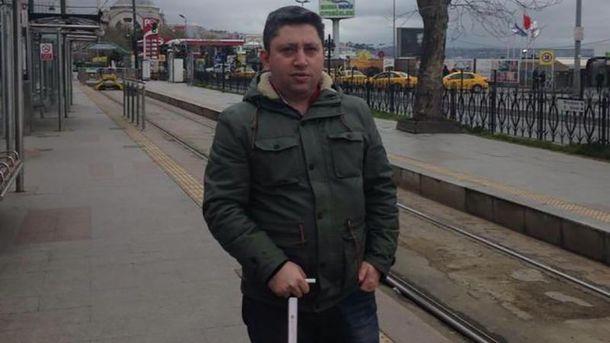 Вкиевском аэропорту Борисполь задержали азербайджанского репортера