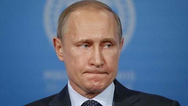 Путін виступив з лицемірною заявою щодо України