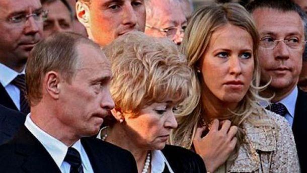 Путин провел встречу с Собчак