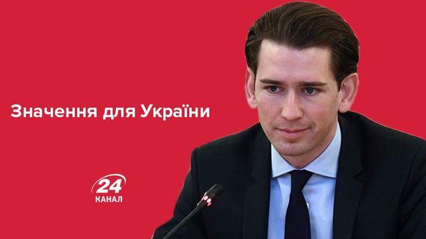 Як перемога Курца на виборах в Австрії вплине на Україну: прогноз від дипломата