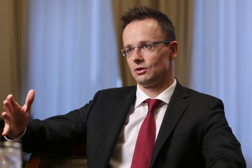 Венгрия хочет обсудить насаммите Украина— ЕСзакон обобразовании