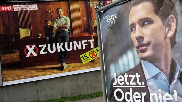 Австрія – розворот направо, або Як вплинуть на Україну австрійські націоналісти