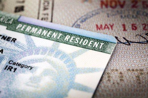 В системе Green Card произошел массовый сбой