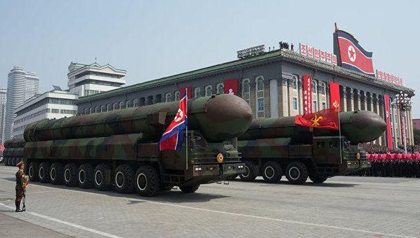 УКНДР заявили, щоядерна війна може початися вбудь-який момент
