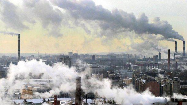 Смертність через погану екологію