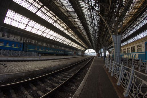 Маршрут высокоскоростного поезда вПольшу временно изменен