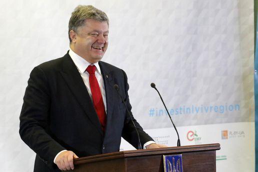 Порошенко прокомментировал акции протеста вКиеве: «Чтобы без атаманщины»