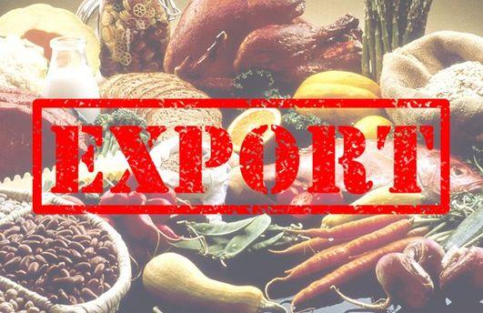 Агроэкспорт Украины растет по всем направлениям