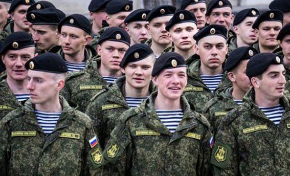 Призовників із Криму Росія відправляє до Сибіру