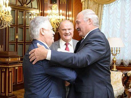 Симоненко хочет попасть в нефтяной бизнес через Лукашенко
