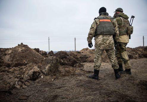 В итоге противоборства наДонбассе ранение получил украинский боец— Штаб АТО