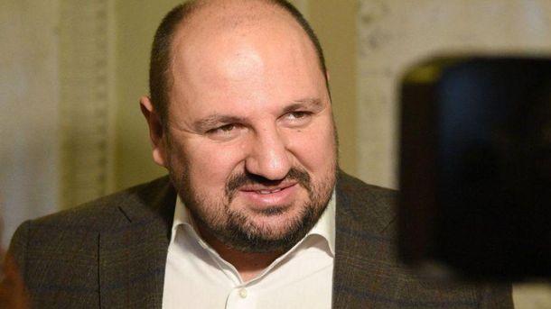 Здепутата Розенблата зняли електронний браслет через затримки усуді