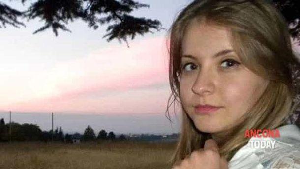 В Италии нашли мертвой пропавшую без вести украинку Марию Искру