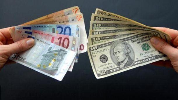 Наличный курс валют 18 октября: гривна укрепляется