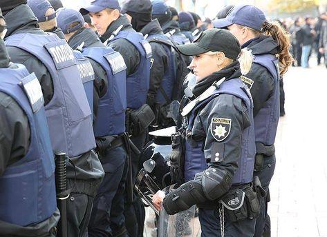Правоохранители будут проверять митингующих