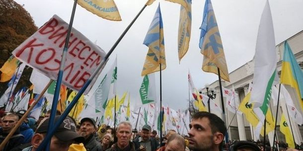 Украину растерзают: чем опасен очередной Майдан