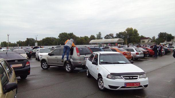 Продать б/у авто: стоит ли ехать на авторынок