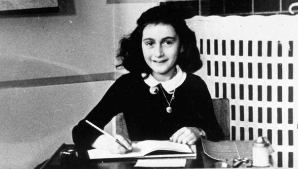 Анна Франк (архівне фото)