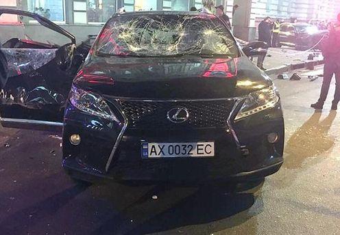 Аварія вцентрі Харкова: прокуратура затвердила підозру дівчині-водію